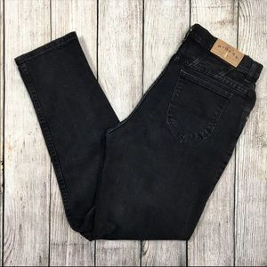 Riders Vtg 80s\90s Black High Waisted Mom Jeans 6P